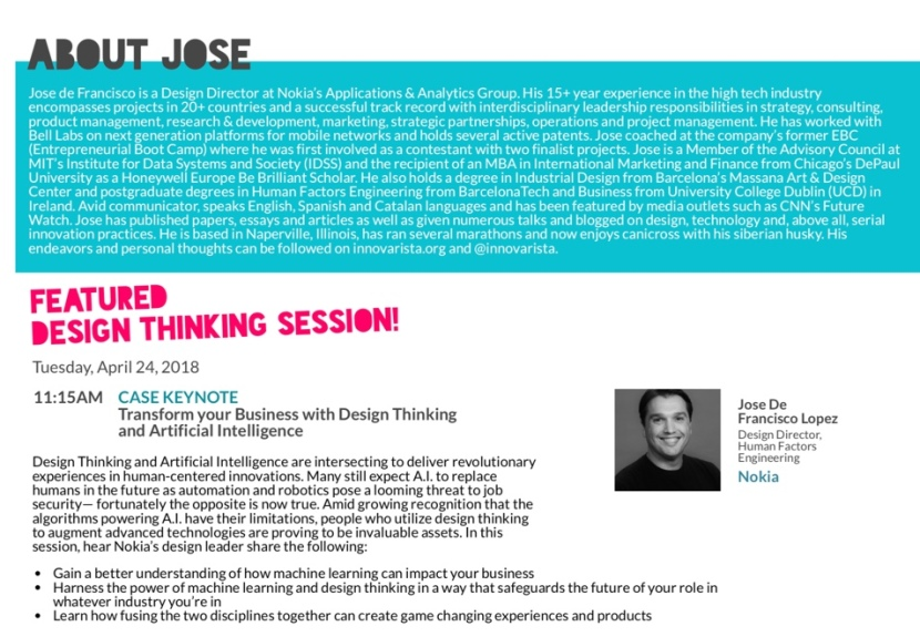 Design Thinking - Jose de Francisco 2